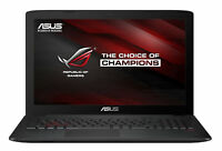 "ASUS ROG GL552VW i7-6700HQ 16GB 2TB &128G-SSD 15.6"" Full-HD GTX960 Gaming Laptop"