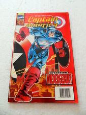 Marvel Special 1. Captain America - Sonderedition -Marvel Deutschland .1997 - VF