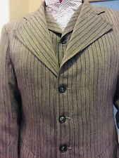Old Frontier Clothing Company Men's Frock Coat and Vest. Size 40