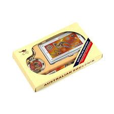 Business Gift Box Set Card Holder Pen Keyring Flying Kangaroo Australia Souvenir