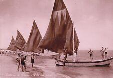 BELLARIA DI RIMINI - Vele sul Mare 1950