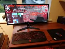 29'' UltraWide Full HD IPS Gaming Monitor + Acer Predator Keyboard & Mouse