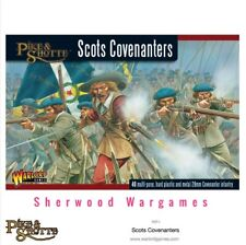 28mm Warlord Games Scots Covenanters, Pike And Shot English Civil Wars BNIB