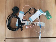 LG 43UJ6517 VARIOUS PARTS (POWERCABLE,WIFI CARD,TCON RIBBONS,LED BACKLIGHT...