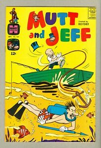 Mutt and Jeff #147 VF/NM 9.0 1965