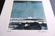 ALFREDO CIFANI opere recenti 1975-1978 ed. numerata + litografia firmata autore