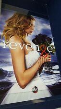 Revenge Emily VanCamp 2013 ABC TV Original Promotional Poster 27X40 VG
