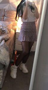 Ditsy flower skirt size 4 - PLT