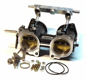 45mm IDF/DRLA Twin Throttle Body Injection + fuel rail Weber/Dellorto/Solex