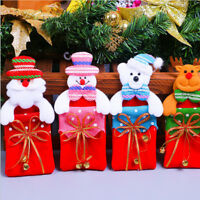 Pendant Gift Bag Xmas Christmas Tree Hanging Party Supplies Candy Decor BB