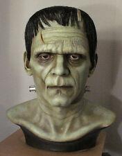 Frankenstein bust Boris Karloff 1:1 scale resin head prop Miles Teves fx RARE