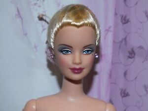 2003 The Waltz Barbie Mackie Face Nude Doll ~Jointed Pivotal Body ~ New Unboxed