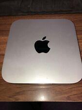 APPLE MAC MINI 2012 i5 2.5GHZ MD387LL/A 4GB RAM **NO HD/ NO CADDIE/ NO OS