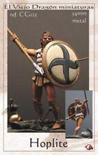 EL VIEJO DRAGON I CG125 Greek Hoplite 1100 BC 54MM