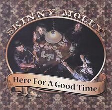CD SKINNY MOLLY Here For A Good Time / Southern Rock Lynyrd Skynyrd