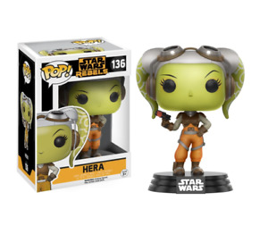 Star Wars Rebels FUNKO POP! Hera Syndulla #136 (preorder) rare vaulted
