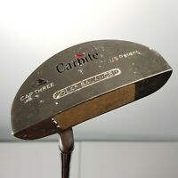 Carbite Golf Iron Putter Cap Three Polar Balanced