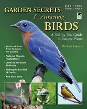 Garden Secrets for Attracting Birds: A Bird-by-