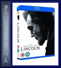 LINCOLN - Daniel Day-Lewis & Sally Field *** BRAND NEW BLU-RAY **