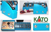 KATO 24-840 N.1 COMANDO UNIVERSALE MODULARE per SCAMBI ELETTRICI SCALA HO ed N