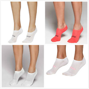 Brand New GENUINE Lorna Jane Improved ICONIC Secret Socks x 2 RRP $23.98