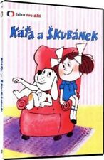 Kata a Skubanek DVD Czech animated TV series Fairy Tale