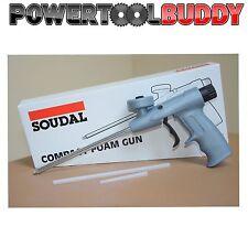 SOUDAL Compact Professional PU espansione Pistola Schiuma Applicatore pistola grade * DPD *