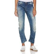 G-Star Women's Arc 3d BOYFRIEND Jeans Blue W28/l34