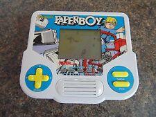 PAPERBOY ATARI TIGER  VINTAGE RETRO LCD GAME HANDHELD 1988 WORKING VINTAGE