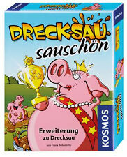 Drecksau Sauschön Erweiterung Kosmos Kartenspiel 74037