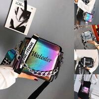 1x Women's Small Cross Body Messenger Over Shoulder Bag Handbag Bag Satchel Bags
