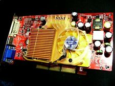 MSI NVIDIA GeForce Fx 5600 128MB 128bit AGP