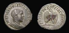 SYRIA Antioch Philip II As Caesar AR Tetradrachm Good VF Ex CNG 5528