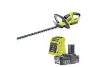 Ryobi ONE+ 18V 2.0Ah Hedge Trimmer Kit - RHT1840LI20