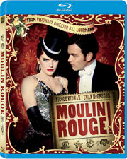Moulin Rouge [New Blu-ray] Ac-3/Dolby Digital, Dolby, Digital Theater System,