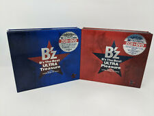 LOT OF 2 - B'z : The Best - Ultra Treasure AND Pleasure (3 CD Set) J-Rock Japan