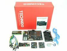 8051 Development Self Learning Board with USB Programmer & Interfacing Modules
