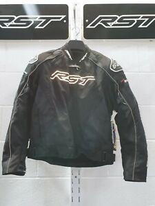 RST Tractech Evo 2 Jacket Motorcycle Bike Sport Race Textile Waterproof Armoured