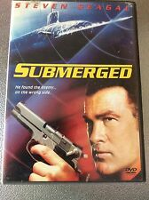 submerged dvd like new!! Steven Seagal great action movie