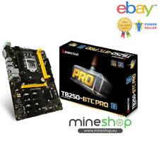 Biostar TB250 btc - pro most efficient 12gpu mining motherboard