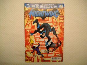 DC COMICS NIGHTWING DC UNIVERSE  REBIRTH #3