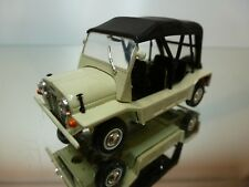 VITESSE MINI MOKE - SNOWBERRY WHITE 1:43 - EXCELLENT CONDITION - 9