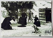 """Mario Giacomelli fotografia dalla serie """"Pretini"""""""