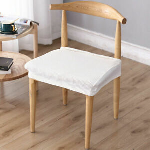 Universal Stretch Dining Chair Cover Banquet Slipcover Cushion Seat Protector #w