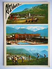 """CPM """"Alpe d'Huez - Paradis du ski d'été"""""""