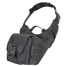 Condor 156 Tactical EDC Every Day Carry Military Shoulder Bag Pouch MOLLE Black