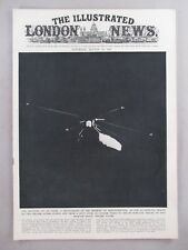 Illustrated London News - August 18, 1945 ~~ Atomic Bomb, Hiroshima, end of WWII