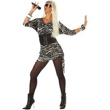 WOMANS COSTUMES ALL SZ rock star video vixon lady gaga @MOREEEEE