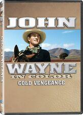 John Wayne in Color: Cold Vengeance (2008, DVD NEW)