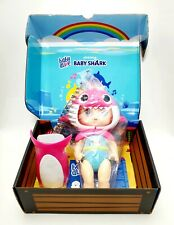 """BABY SHARK BABY ALIVE PINKFONG DOLL """"SOLD OUT"""" FULLY COMPLETE Song Inspired NIB!"""